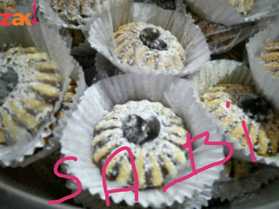 طريقة حلوى الكوكياج