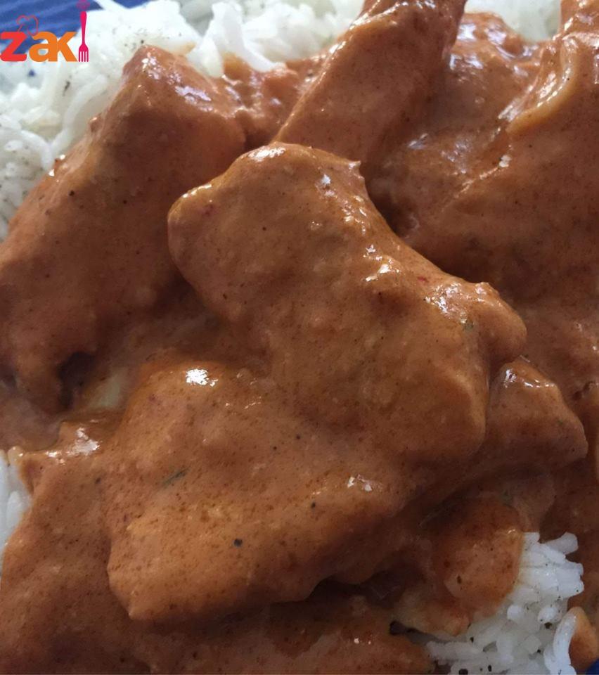 طريقة اكله هنديه تشيكن تكالا ماسالا