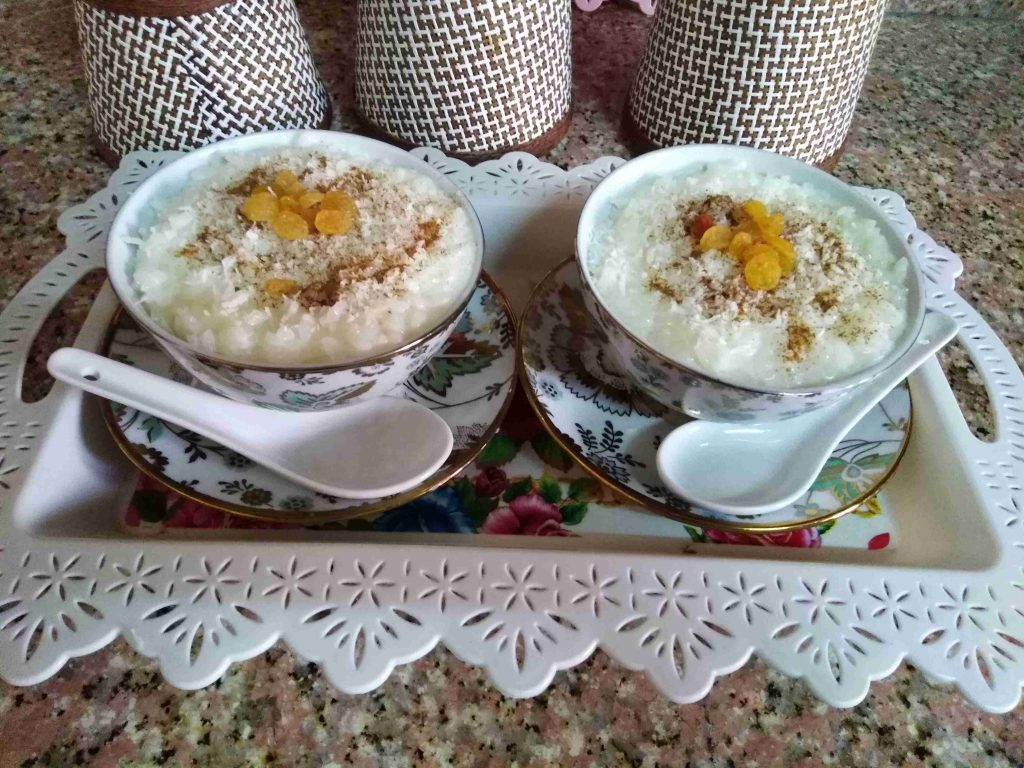 ارز بالحليب ~ملكة الارز ~