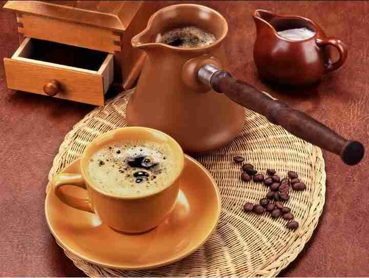 شرب القهوه عند الأستيقاظ