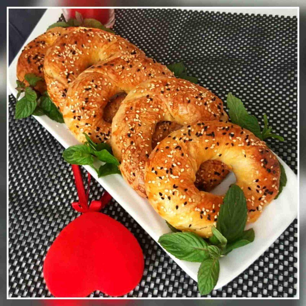 """خبز """"آتشما"""" التركي الراااائع من سلسلة الوصفات التركية ♡3♡"""