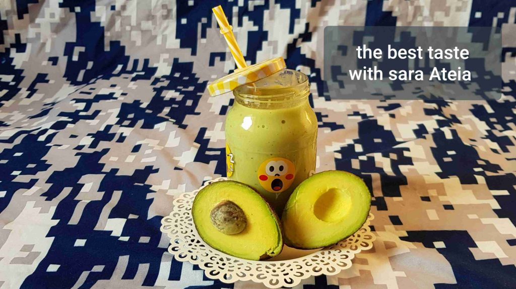 عصير الأفوكادو قنبلة من الفوائد للبشره والشعر بالإضافة لفوايد كتير للجسم 🥑💪