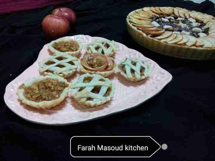 فطيرة التفاح سلسلة وصفات سهلة وسريعة لفرح