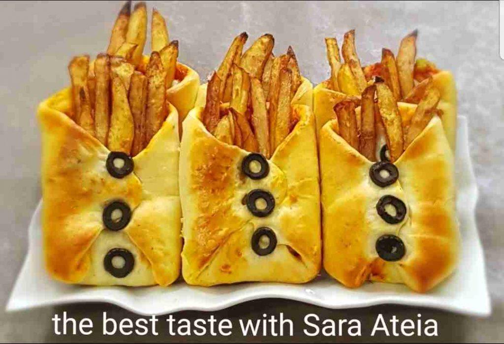 بيتزا بوكتس سلسلة المذاق الأفضل مع ساره عطيه 7
