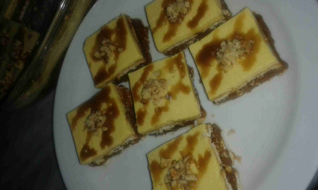 (حلى بارد) سلسلة حلوياتي برمضان