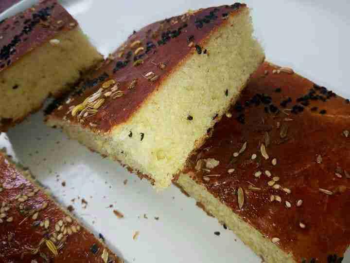 خبز الدار بالسميد