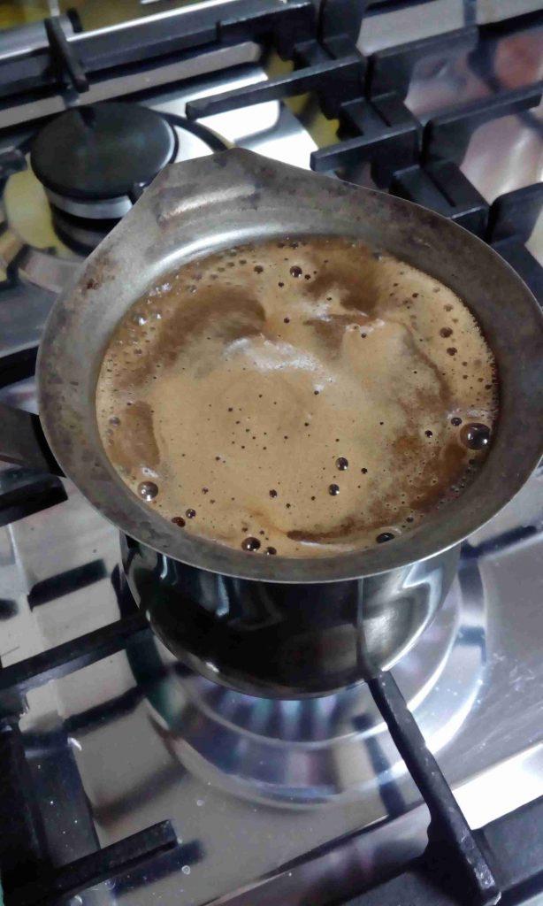 قهوة من شان قطرة ندى