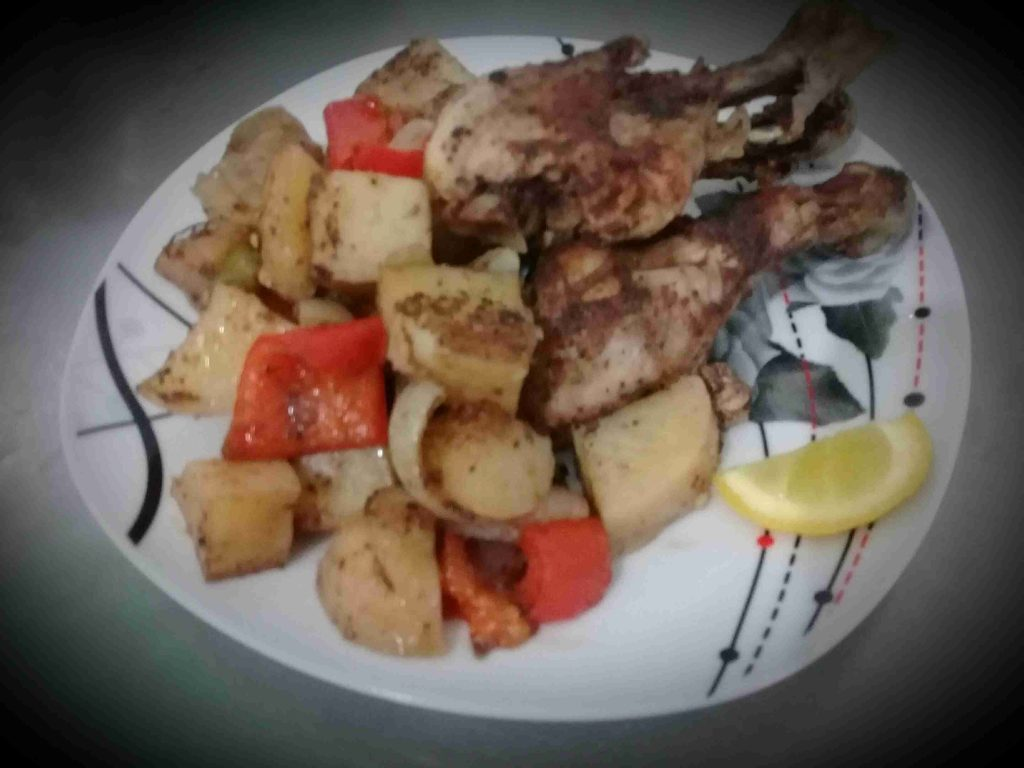 دبابيس الدجاج اللذيذه والصحيه🍗👍