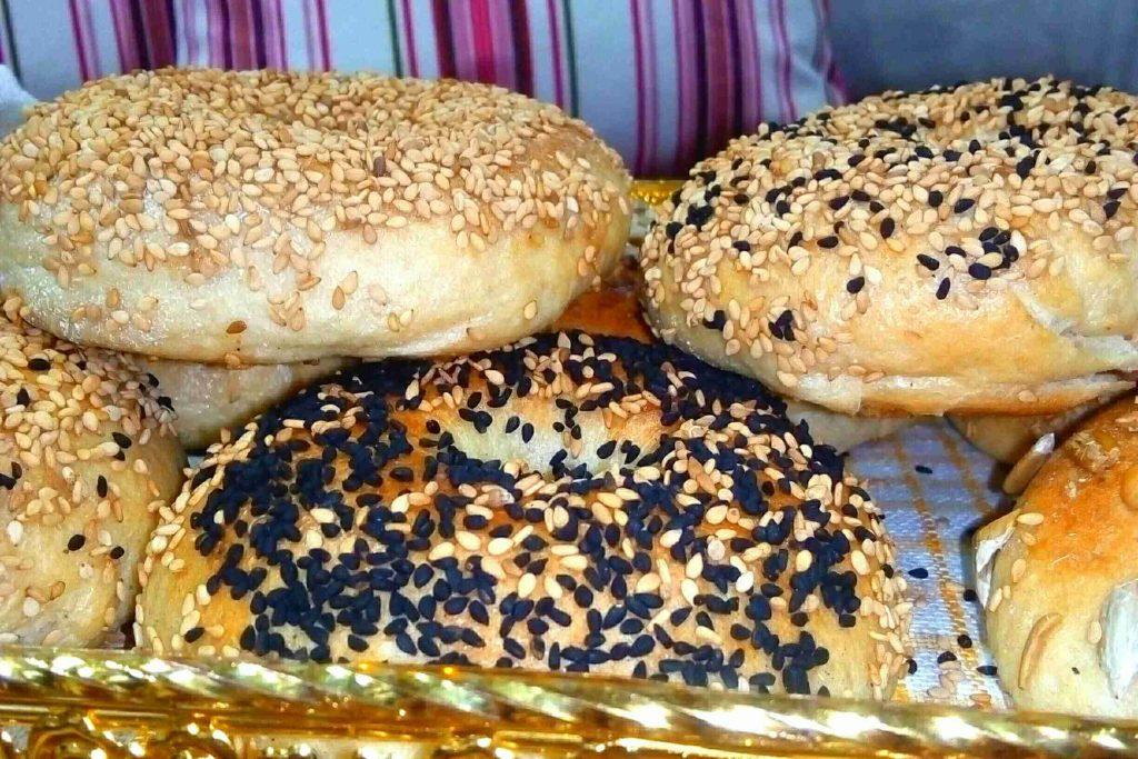 خبز البيجل
