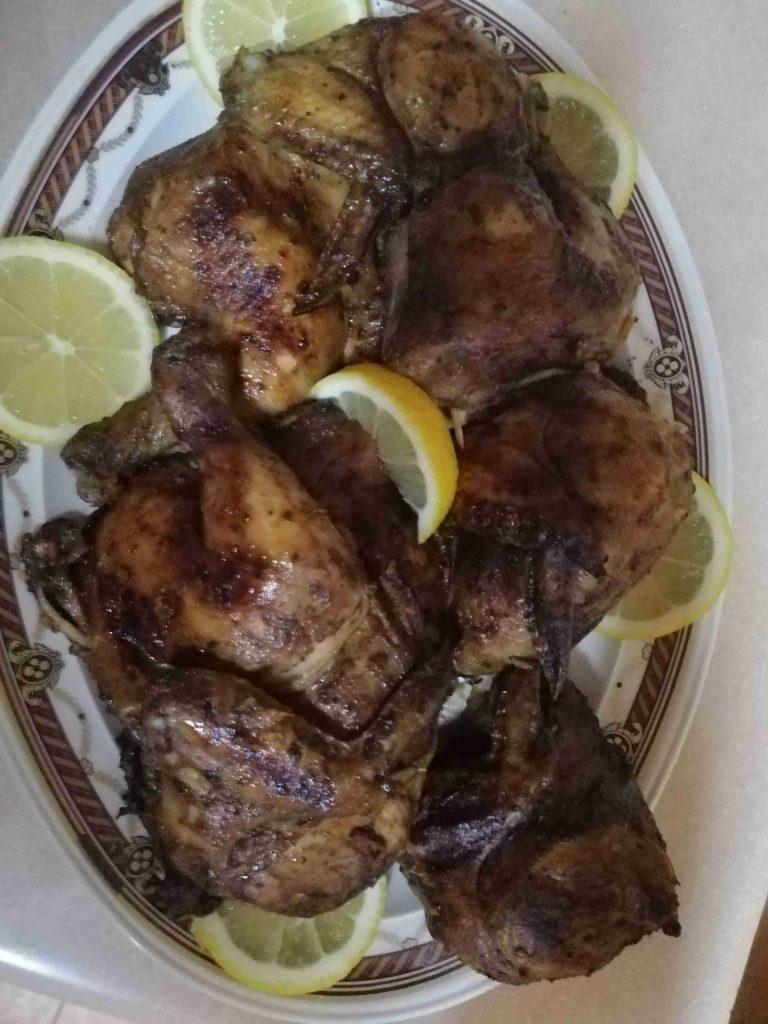 🍗تتبيلة الدجاج المشوي 🍗