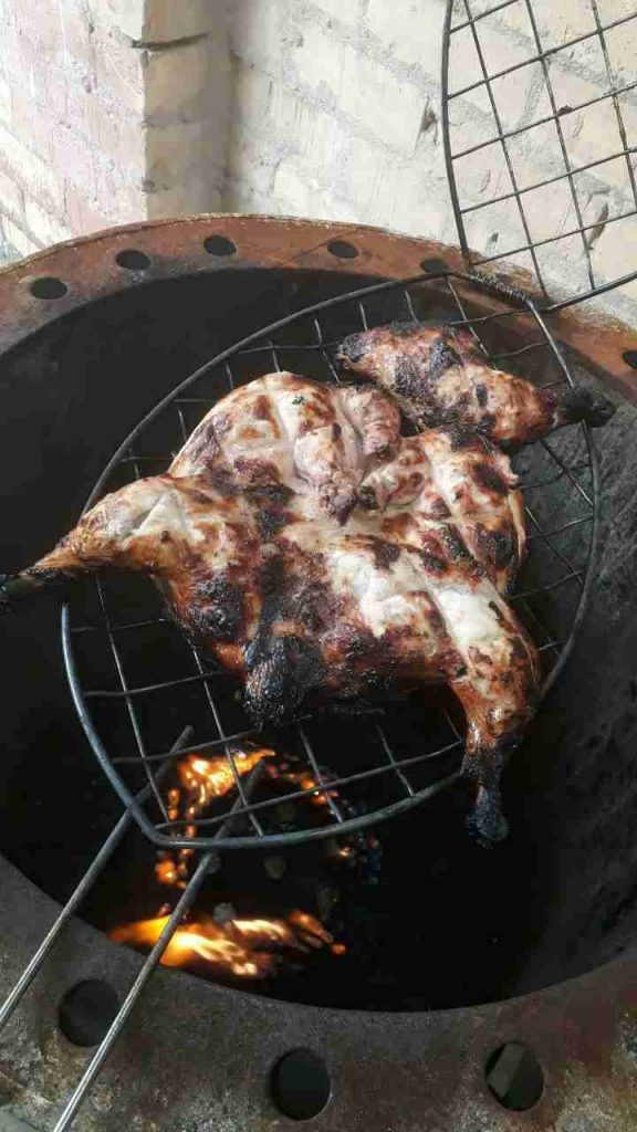 دجاج بالتنور العراقي يستحق التجربه🍗🍗
