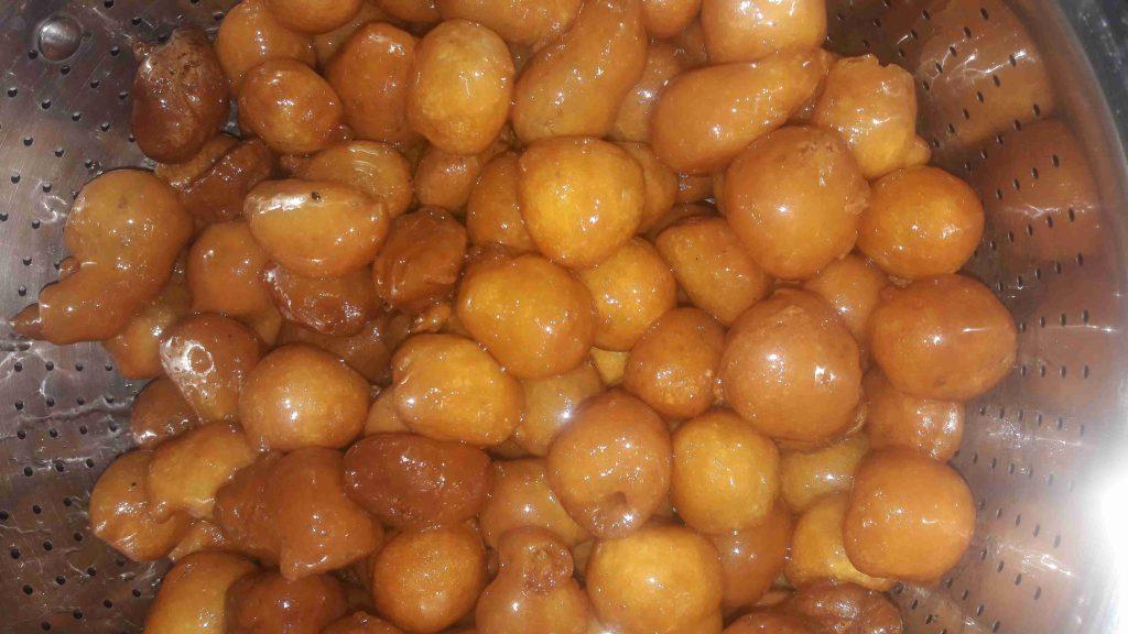 طريقة العوامة بتقرش قرش وزااااااكية كتييييير 😋😋ملكة رمضان 👸