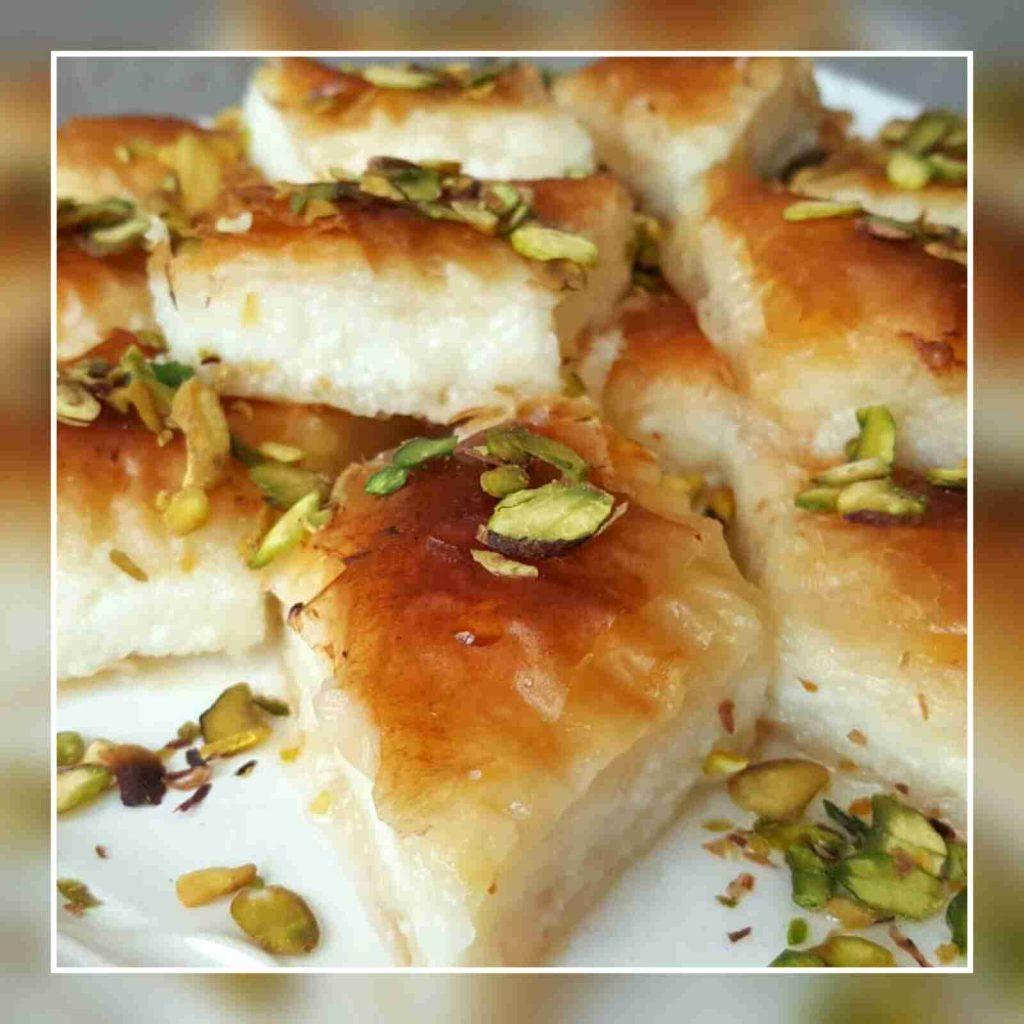 أروع قشطة لجميع حلوياتك في رمضان ❤