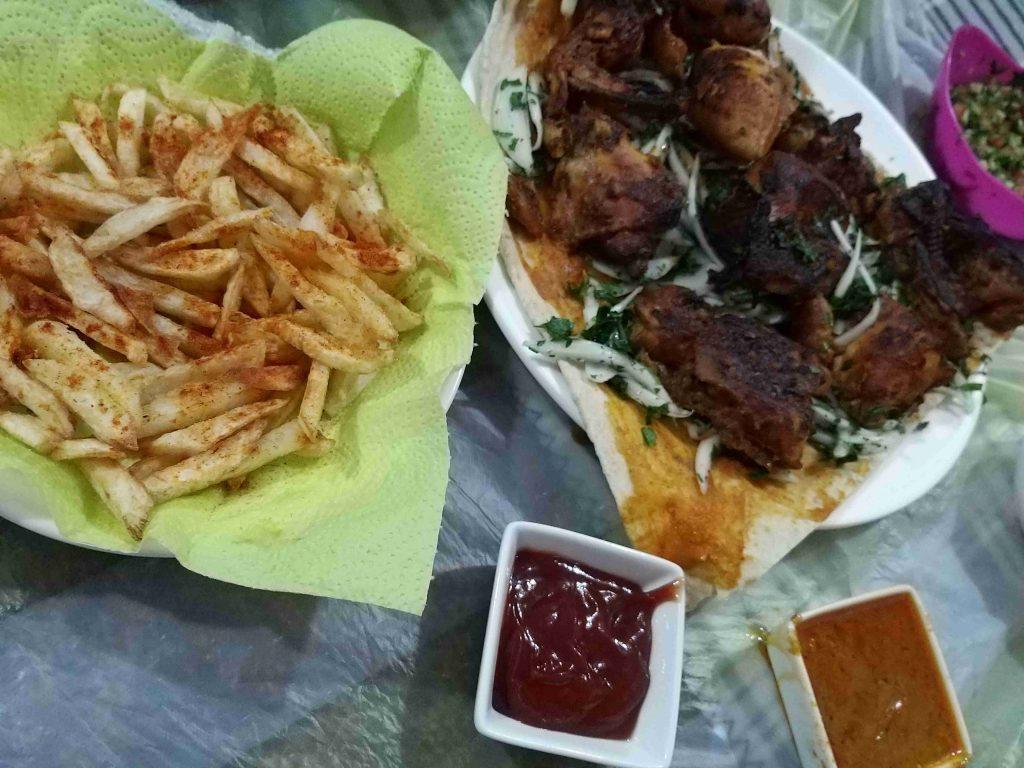 دجاج مشوي بالفرن على الطريقه التركيه /ملكه رمضان