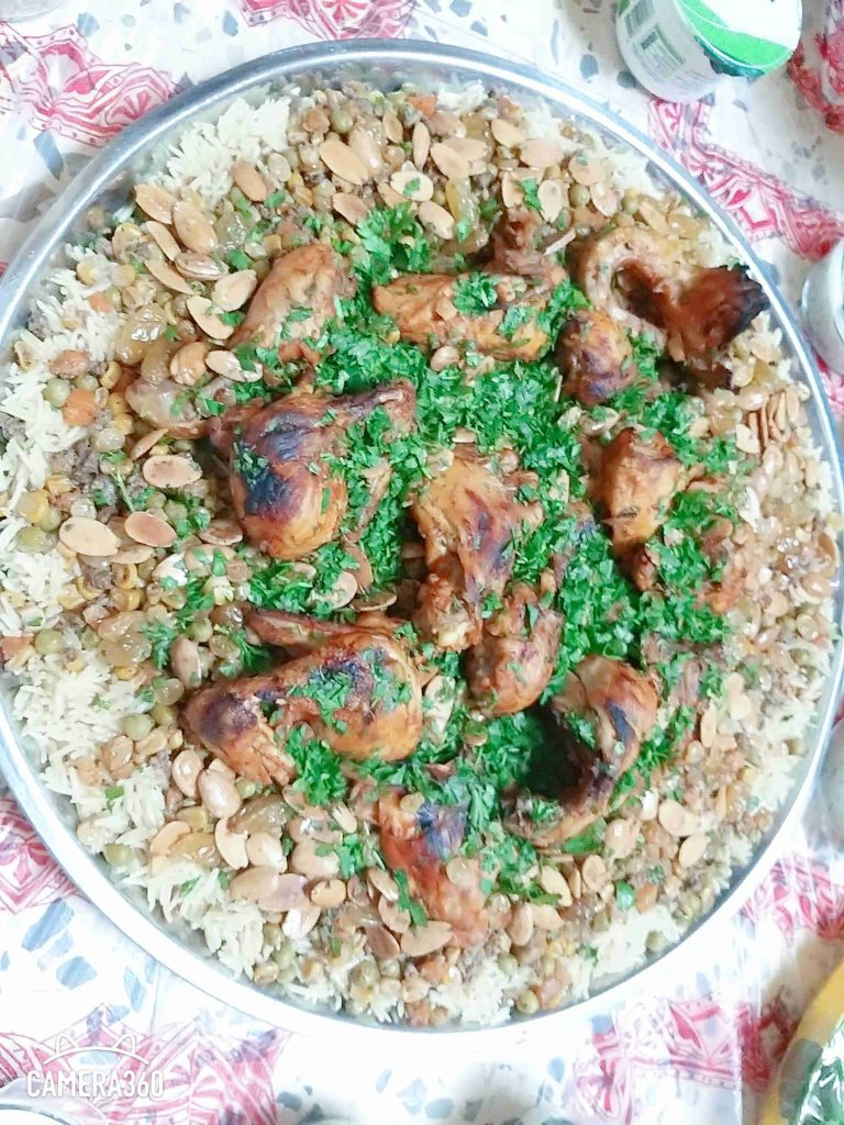 اوزي /ملكه رمضان