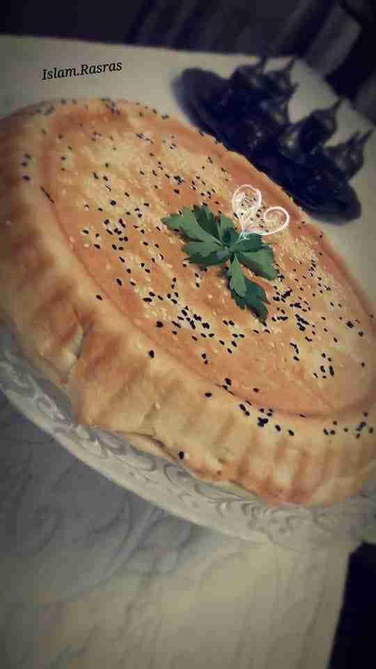 الفطيرة التركيه طبق جانبي لرمضان ملكه رمضان وملكة السفره راح تكون