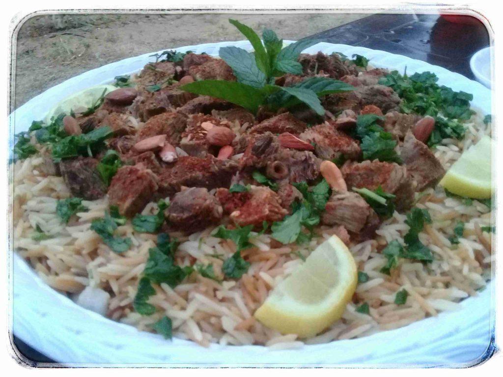 طريقه عمل الفته الغزاويه كتير زاكيه والطعم دماااار ملكه رمضان