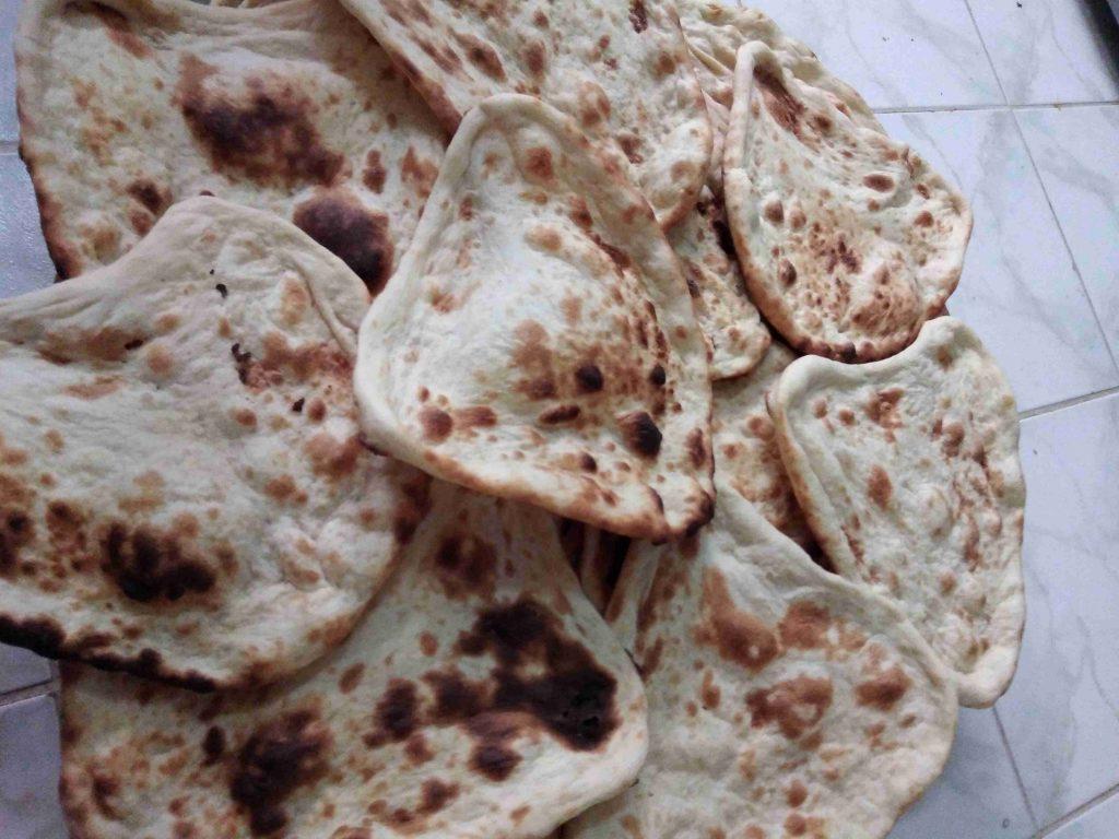 الخبز العراقي