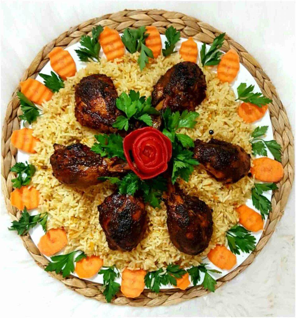 """بخاري ولا أروع من """"سلسلة وصفات حول العالم"""" ♡10♡ ملكة الأكلات الخليجية"""