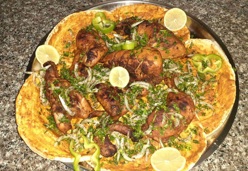 دجاج تركي ملكة الأكلات التركية
