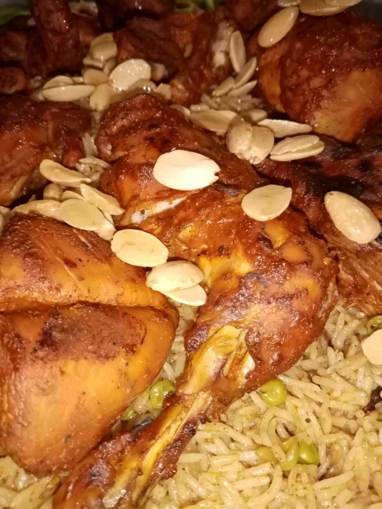 كبسه خليجيه ملكة الأكلات الخليجيه