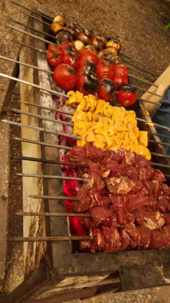 مشاوي ملكه اطباق اللحوم