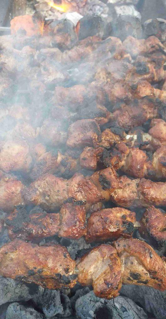 شقف مشويه ملكة اطباق اللحوم