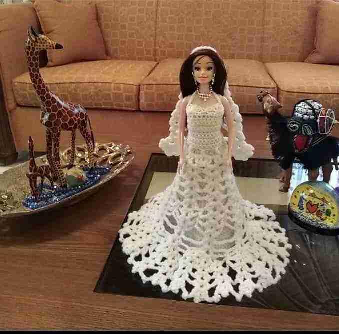 اشفال يدوية على الصنارة ملكة الابداع