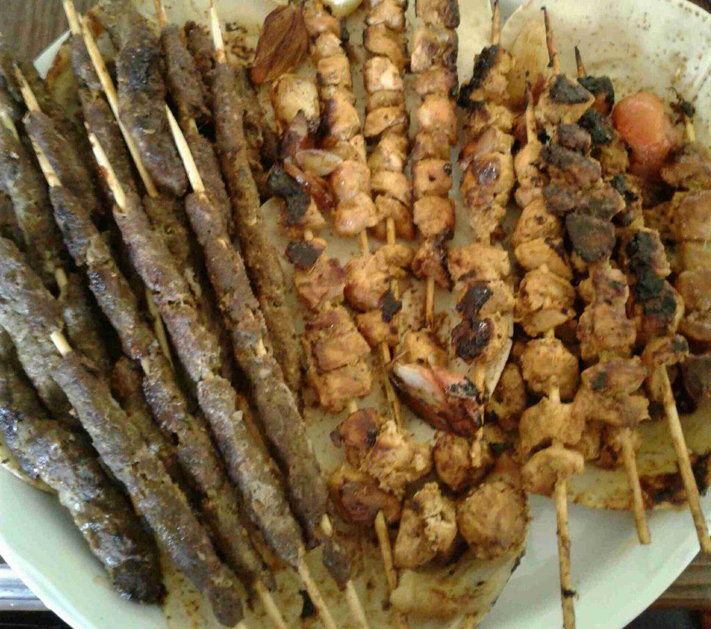 مشاوي كباب وشيش طاووق في البيت وأطيب من المطاعم دورة طبخ