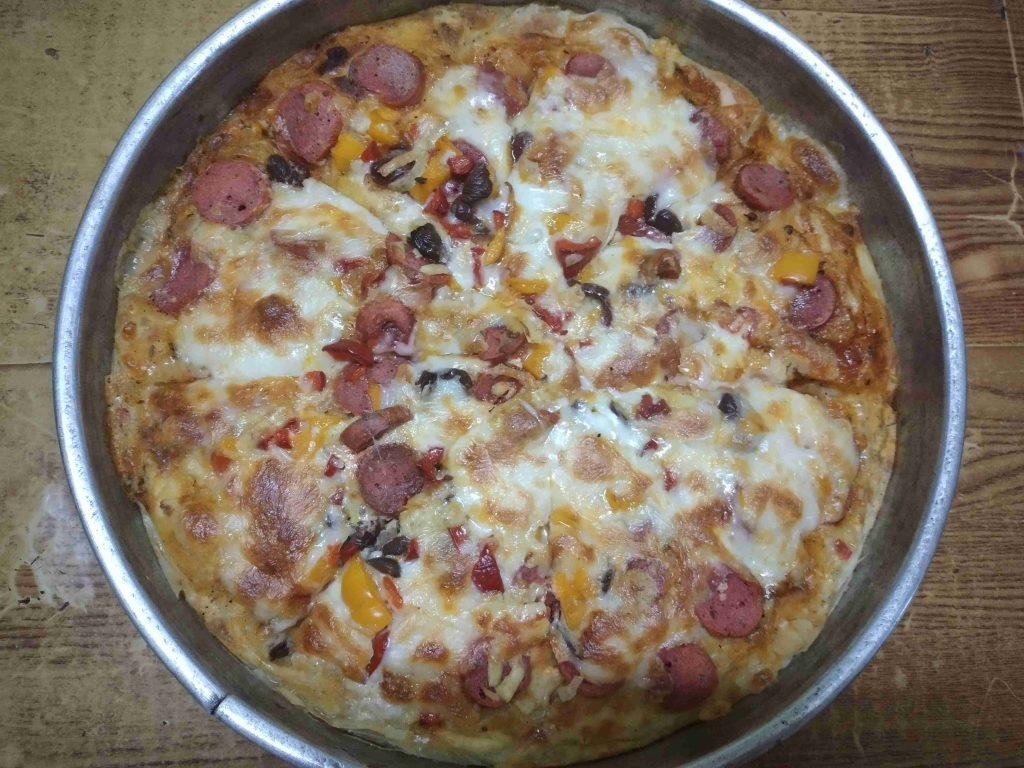 بيتزا الجلاش