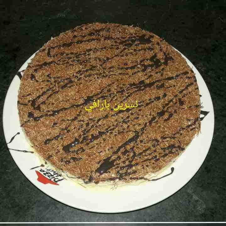 حلا الخشخش شهي جداً معكم صديقة زاكي الشيف نسرين بارافي